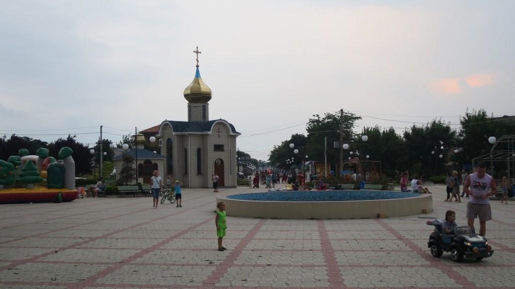 В Межводном