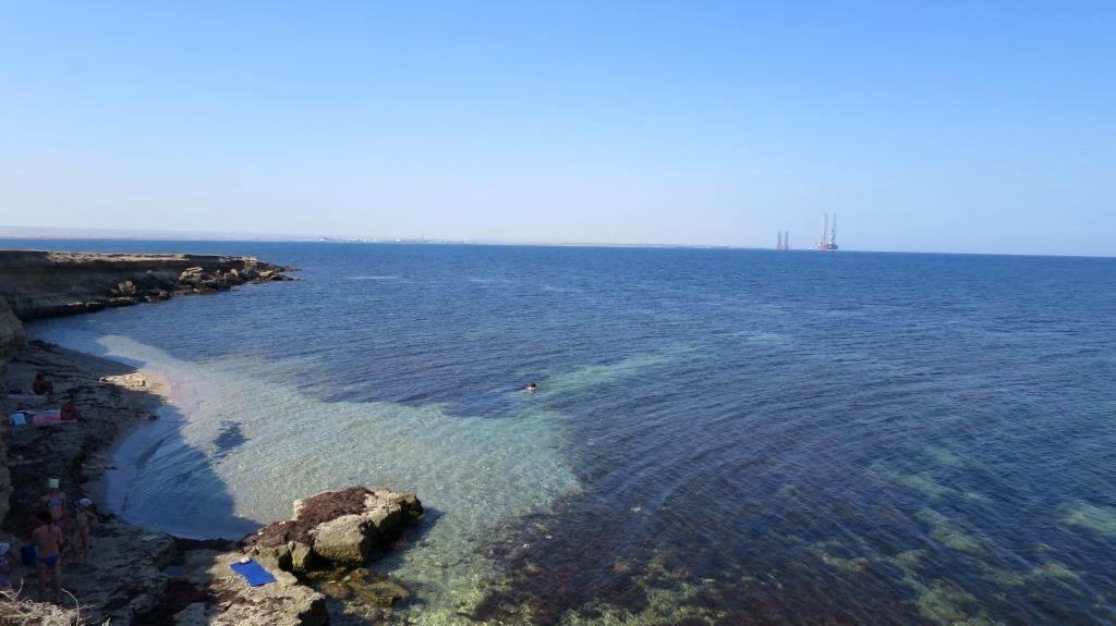 Межводное. Черное море