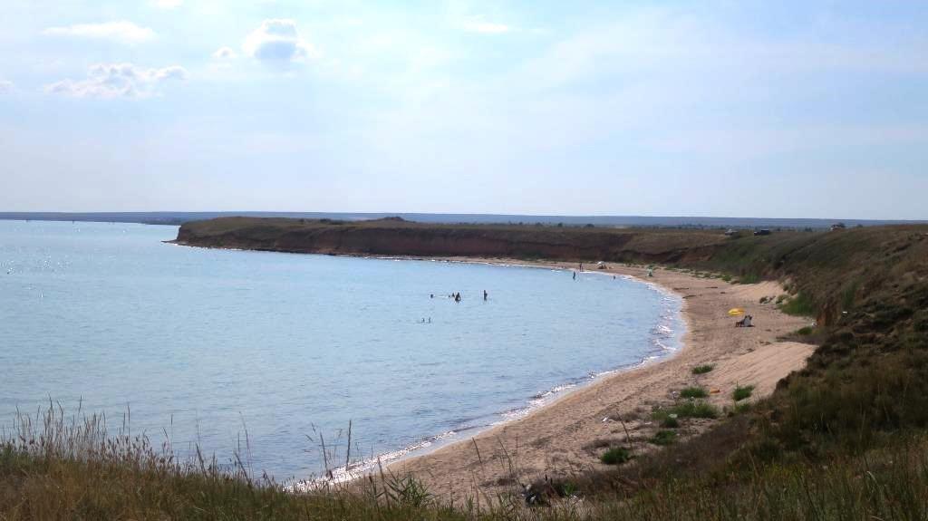 пляж у Кульчука