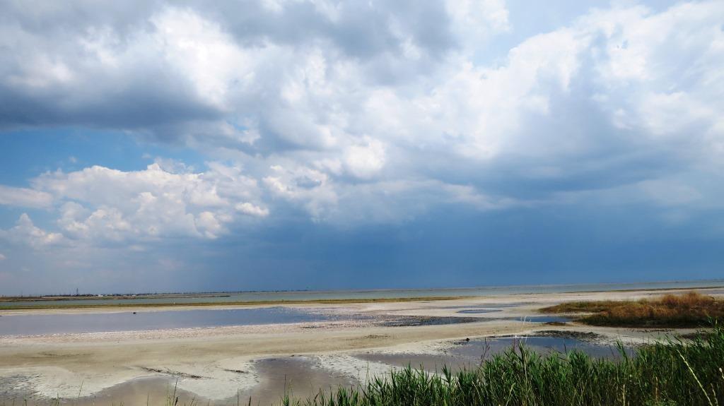 Ойбурское озеро.
