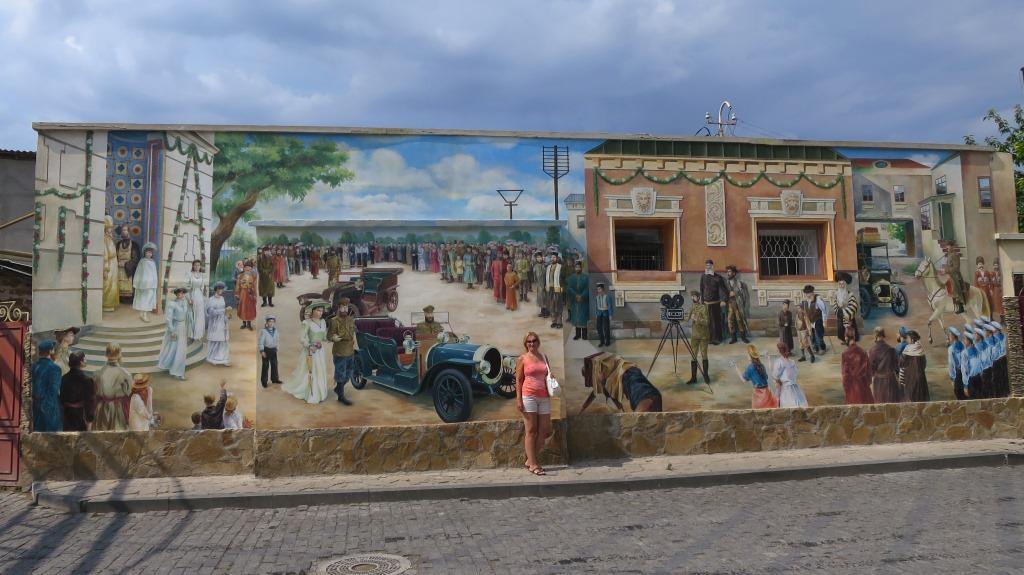 Старый город Евпатории.