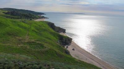 Генеральские пляжи Керчи — побережье тысячи бухт