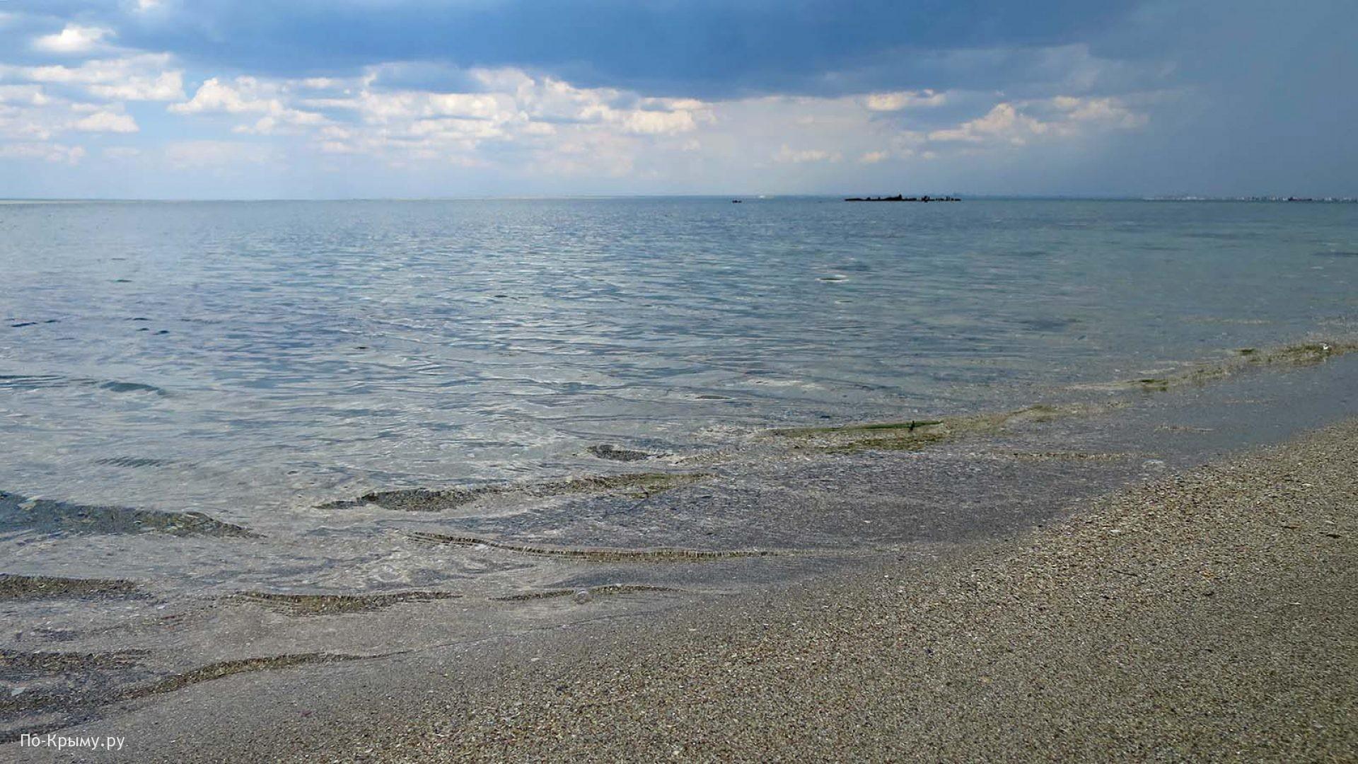 Западный Крым, озеро Донузлав