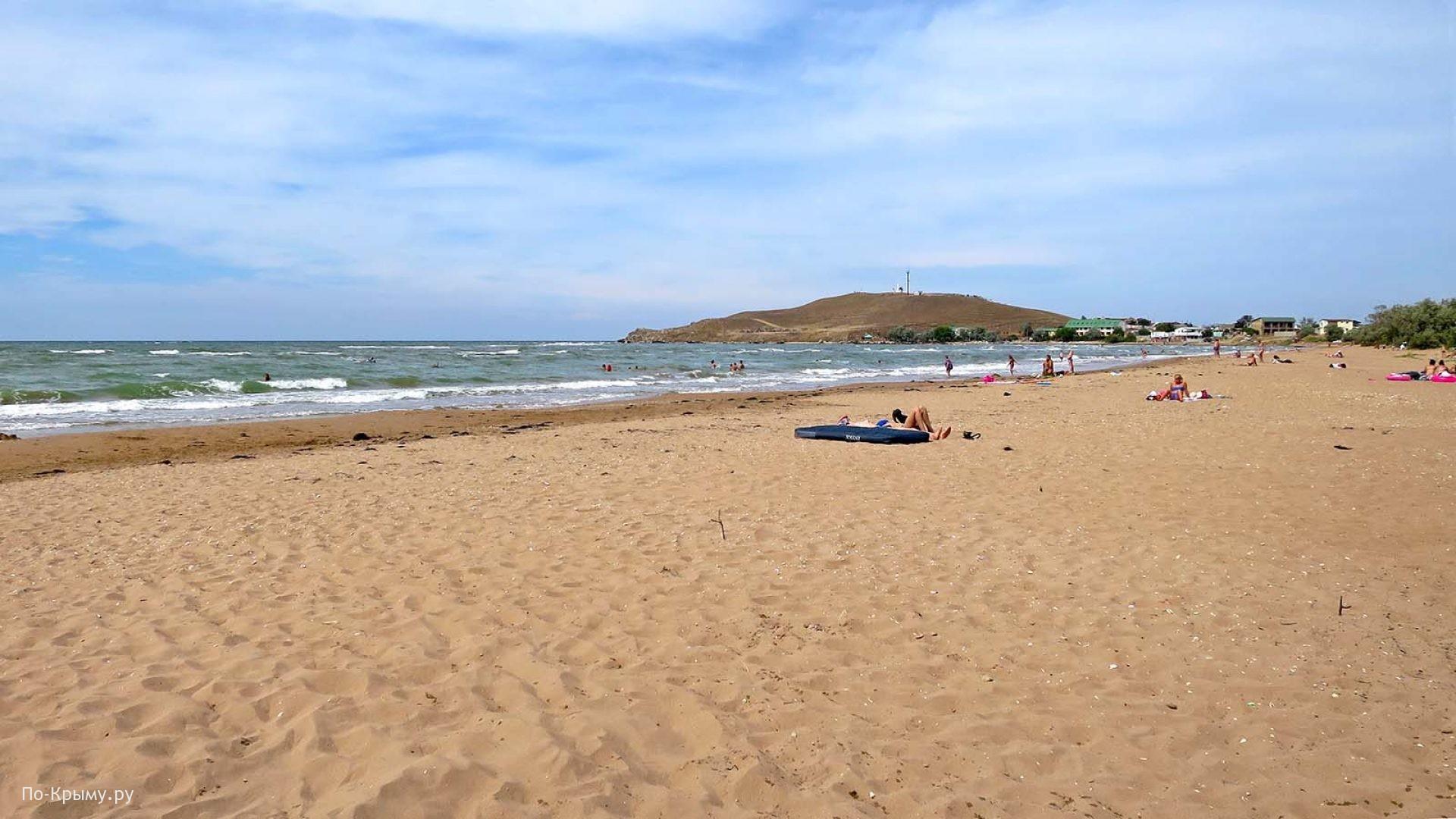 ТОП 10 лучших пляжей Крыма