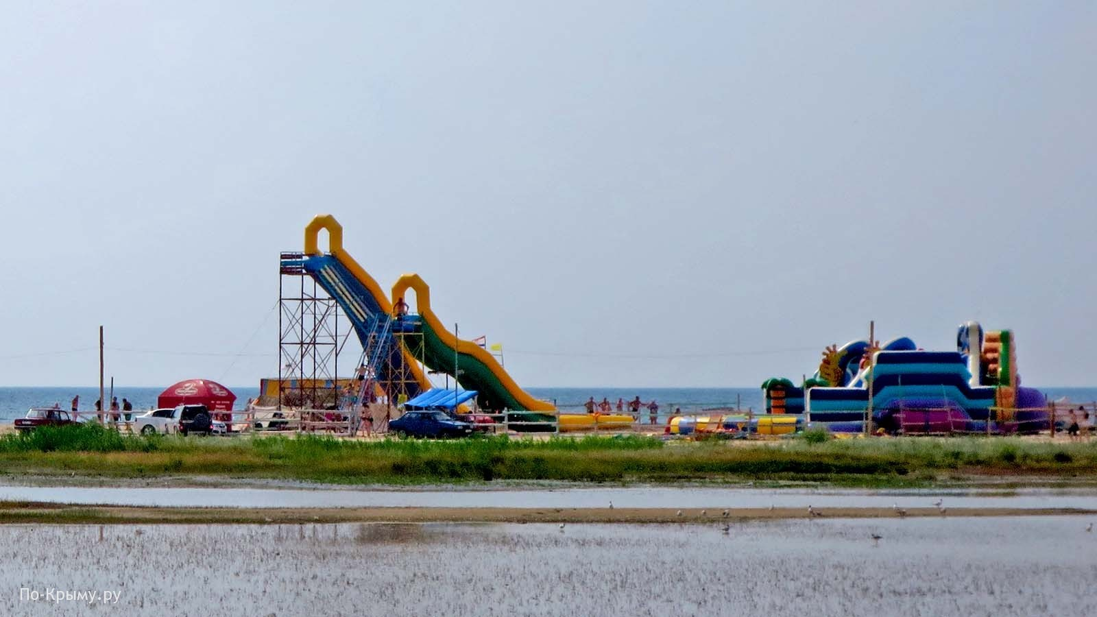 Портовое, Крым, фото пляжа