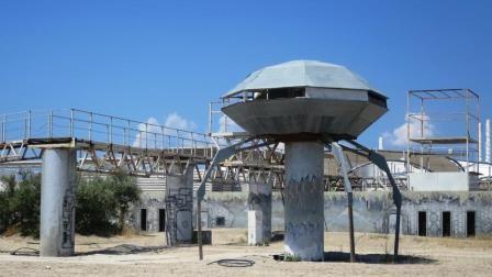 Путешествие на Запад Крыма — часть VI — бывший Казантип