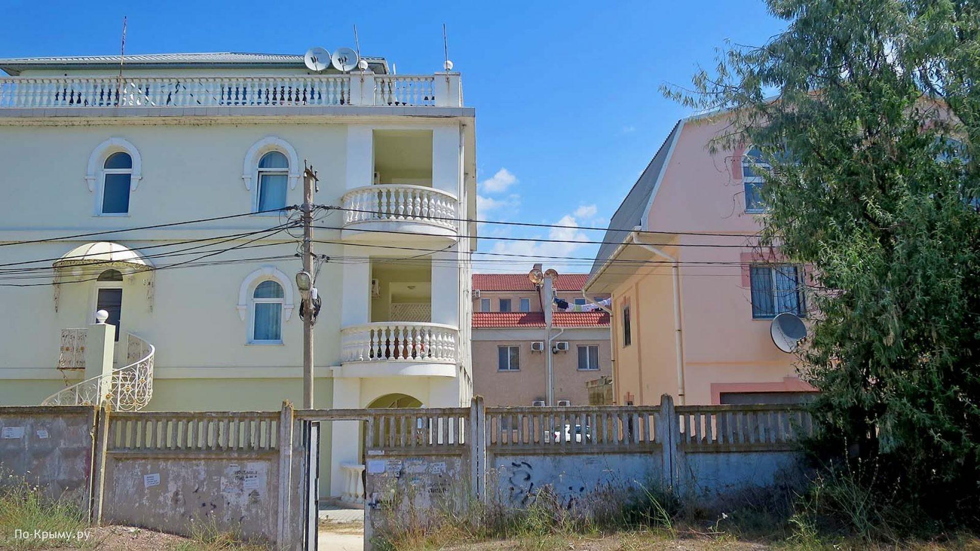 Мини пансионаты Западного Крыма