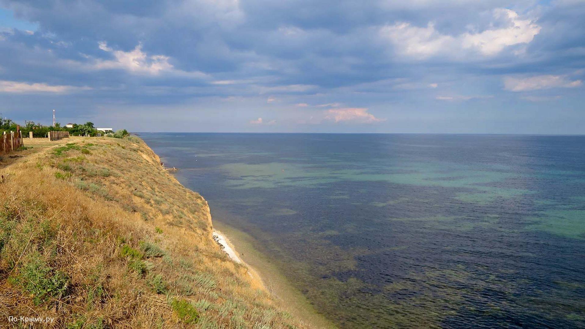 Тарханкутский полуостров, Окуневка