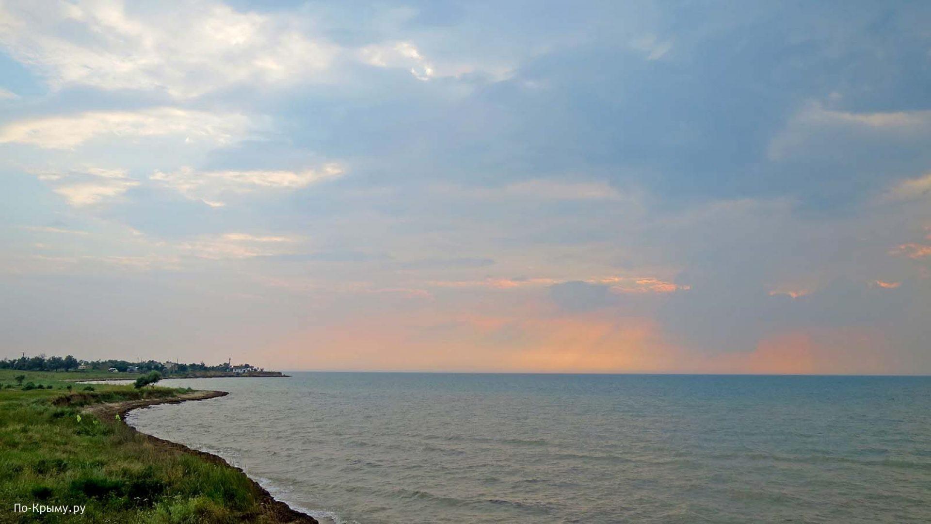 Крым село Северное