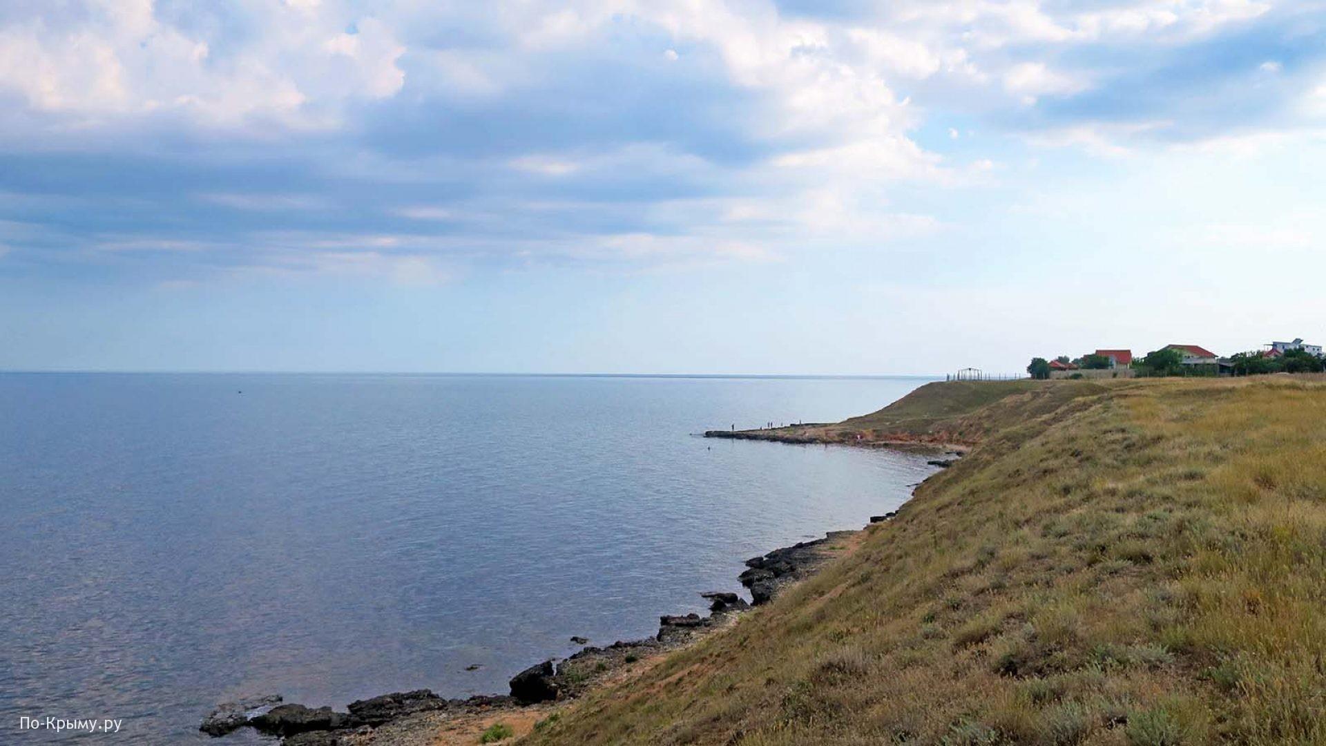 Крутые берега Крыма
