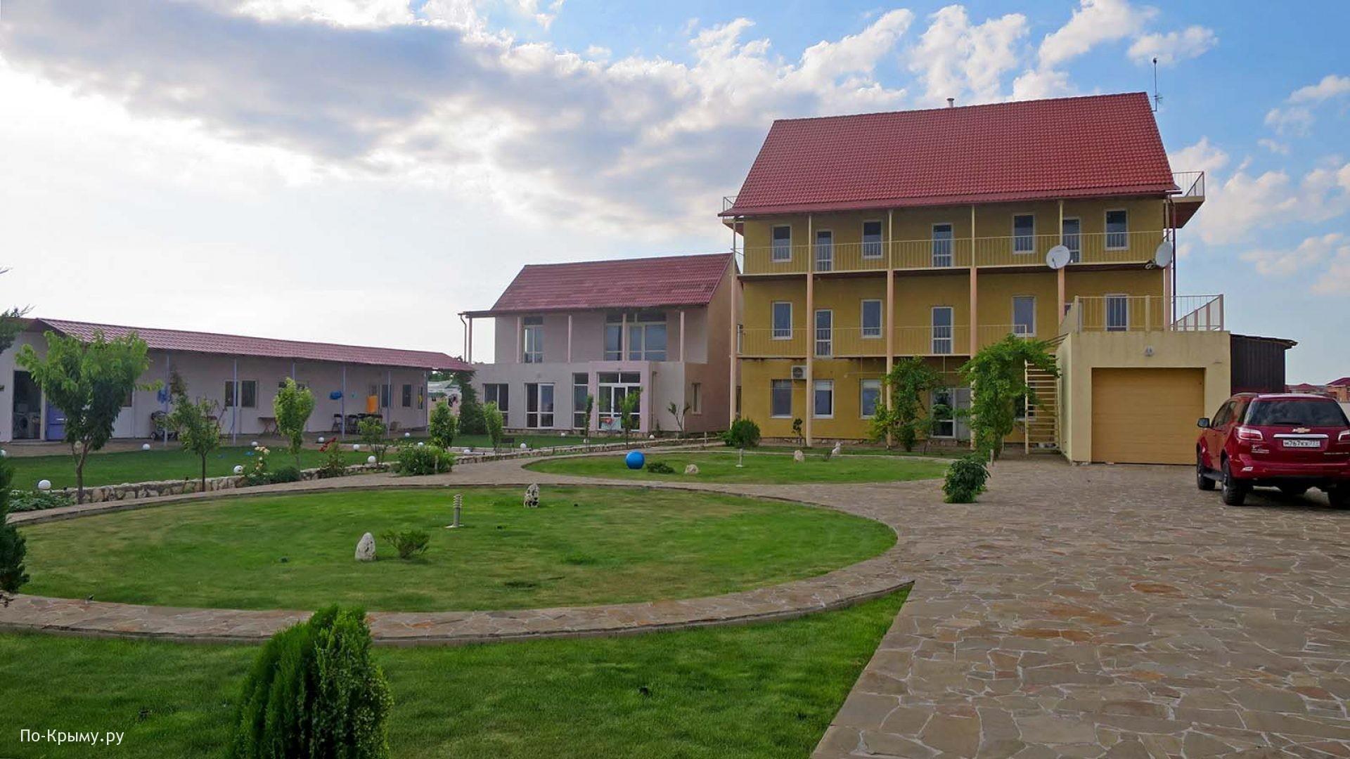 Мини-отели Крыма