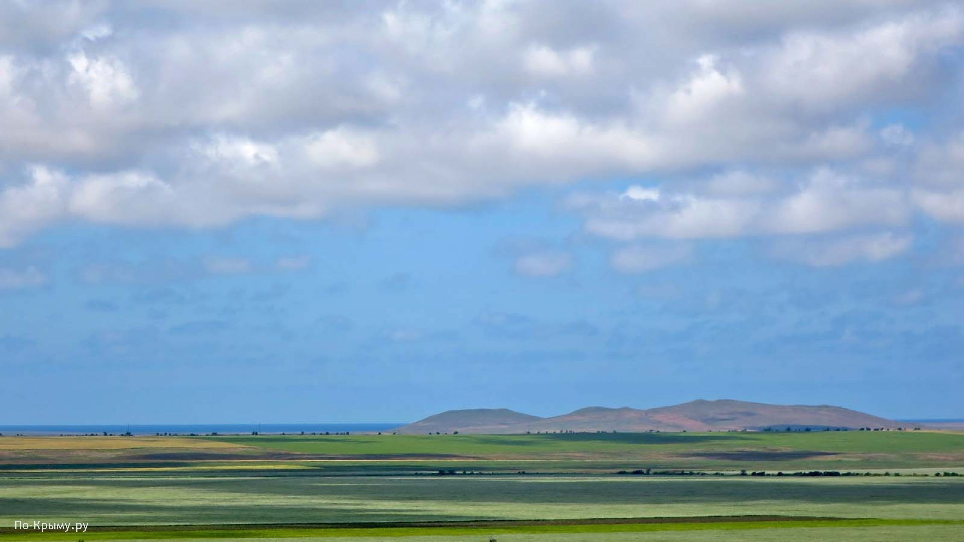 Восточный Крым. Гора Опук