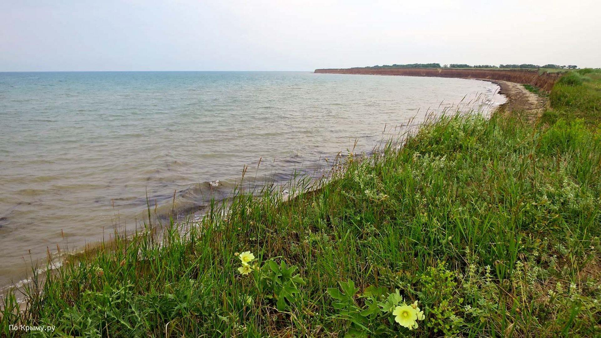Село Северное Черноморского района, Крым