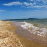 Где в Крыму самые большие пляжи?