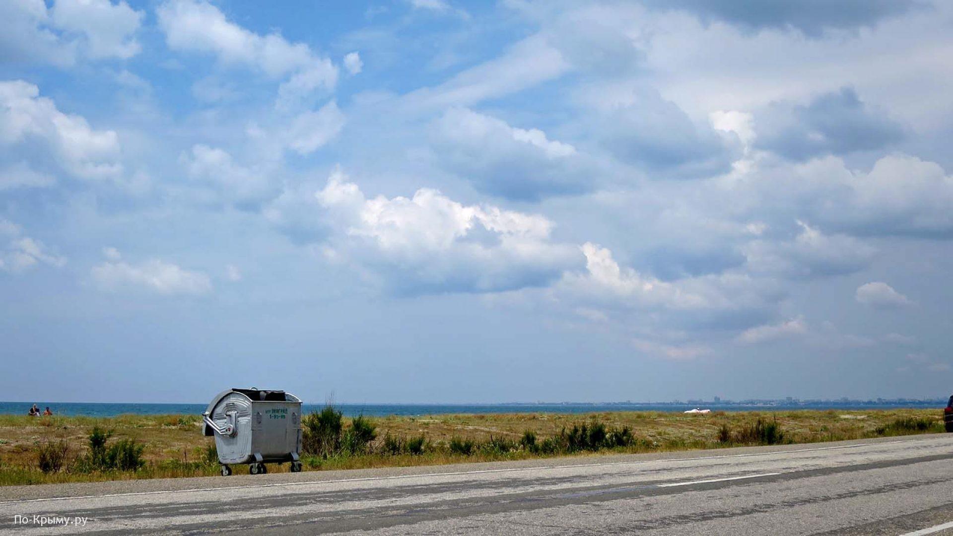 Хорошие дороги Крыма