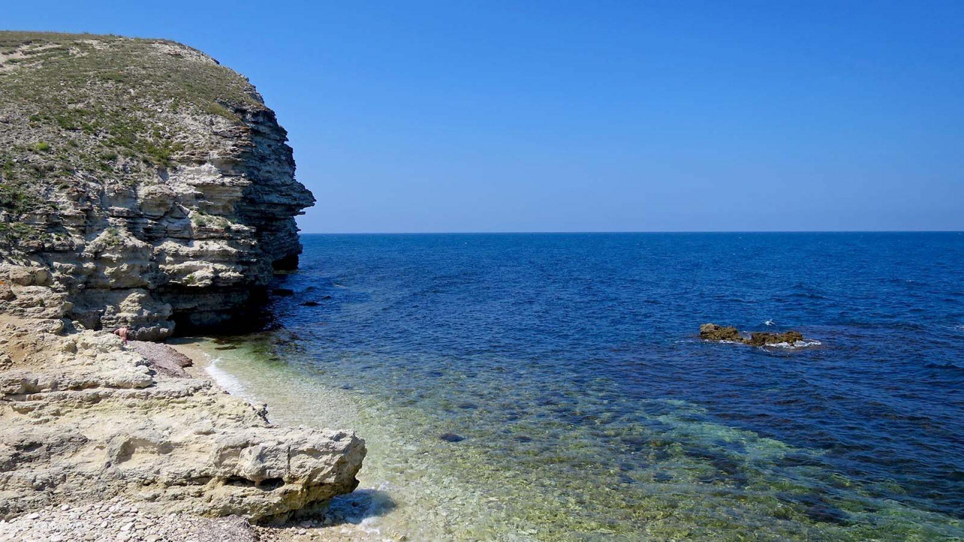 Уютные бухты Тарханкута