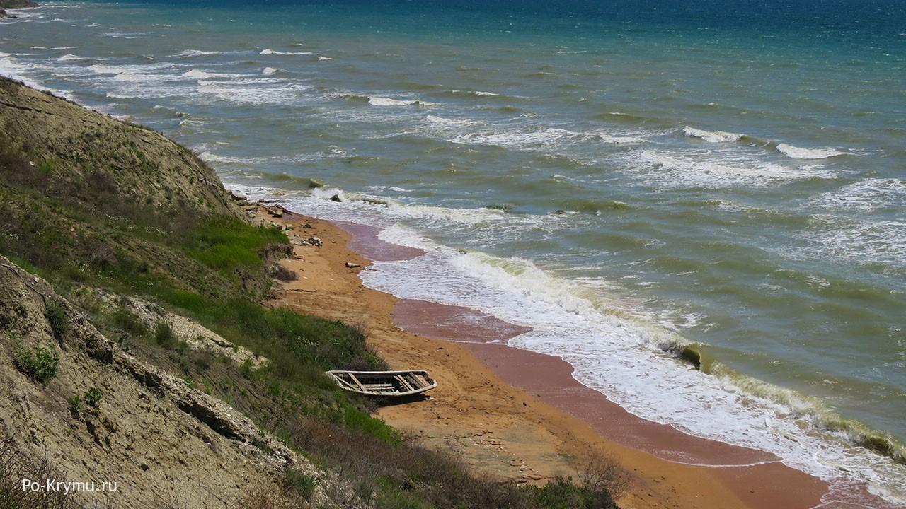 Яковенковский пляж.