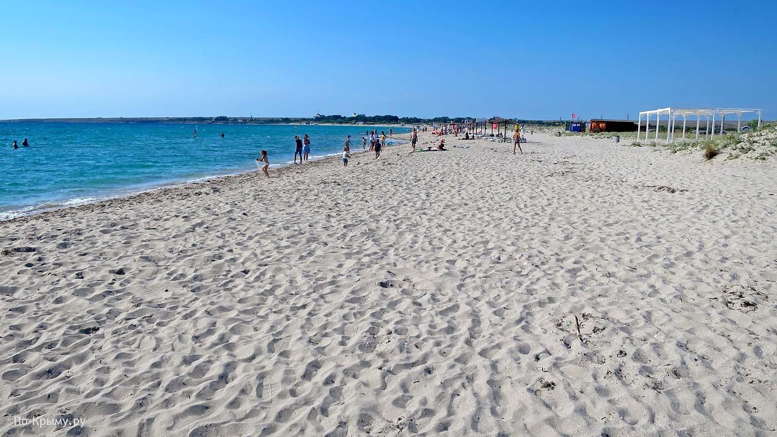 Пляж «Бухта Караджа» №ЧЕ-12