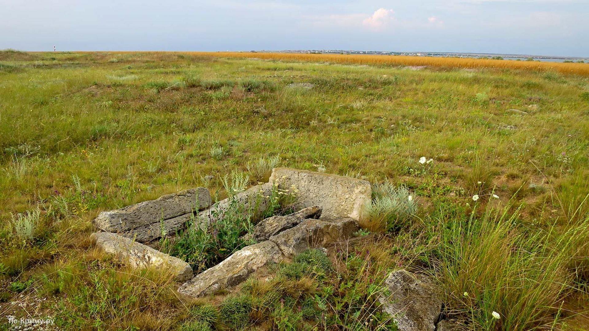 Места старинных погребений Черноморского