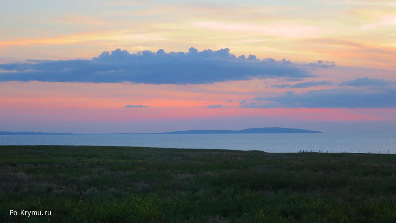 Отличный отдых на Азовском море в поселке Золотое