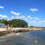 Пляжи бухты Казачья