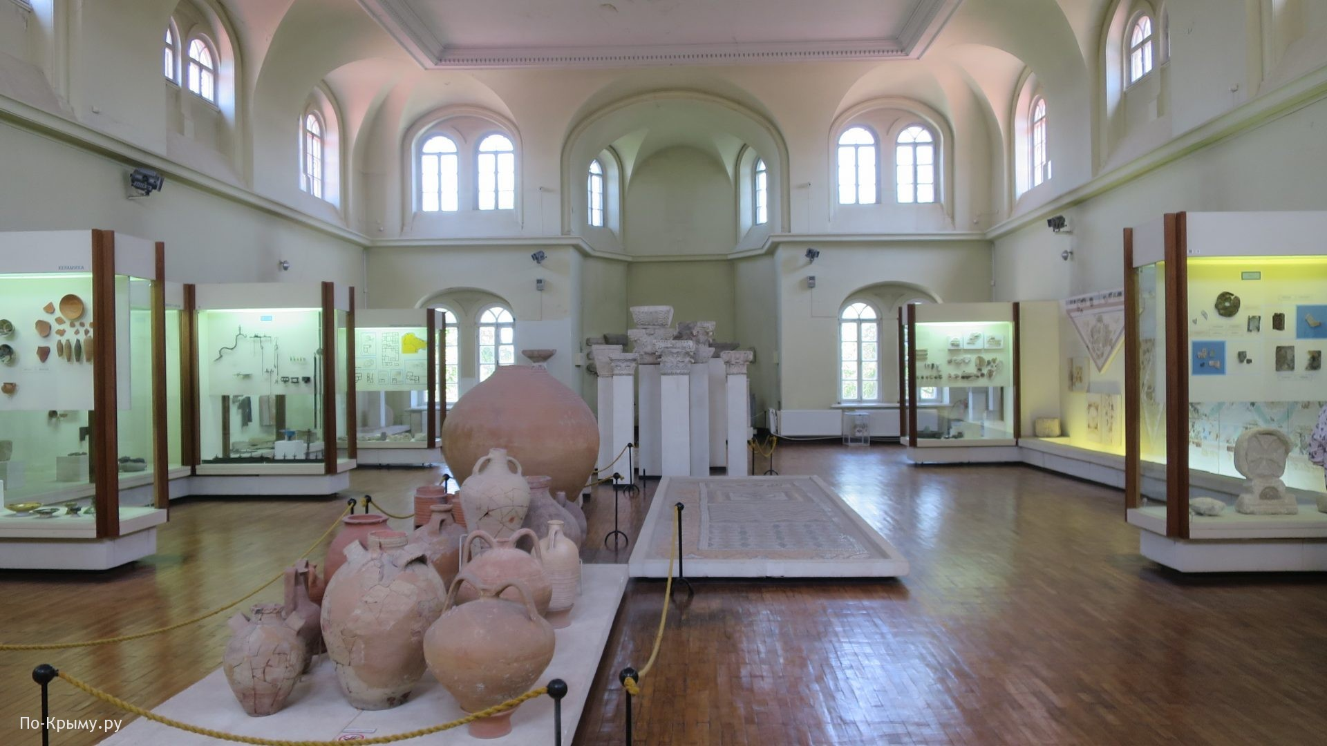 Херсонесский византийский музей