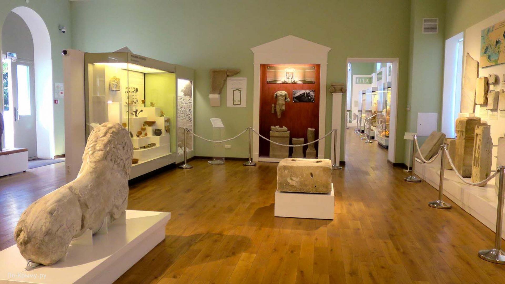 Херсонесский античный музей