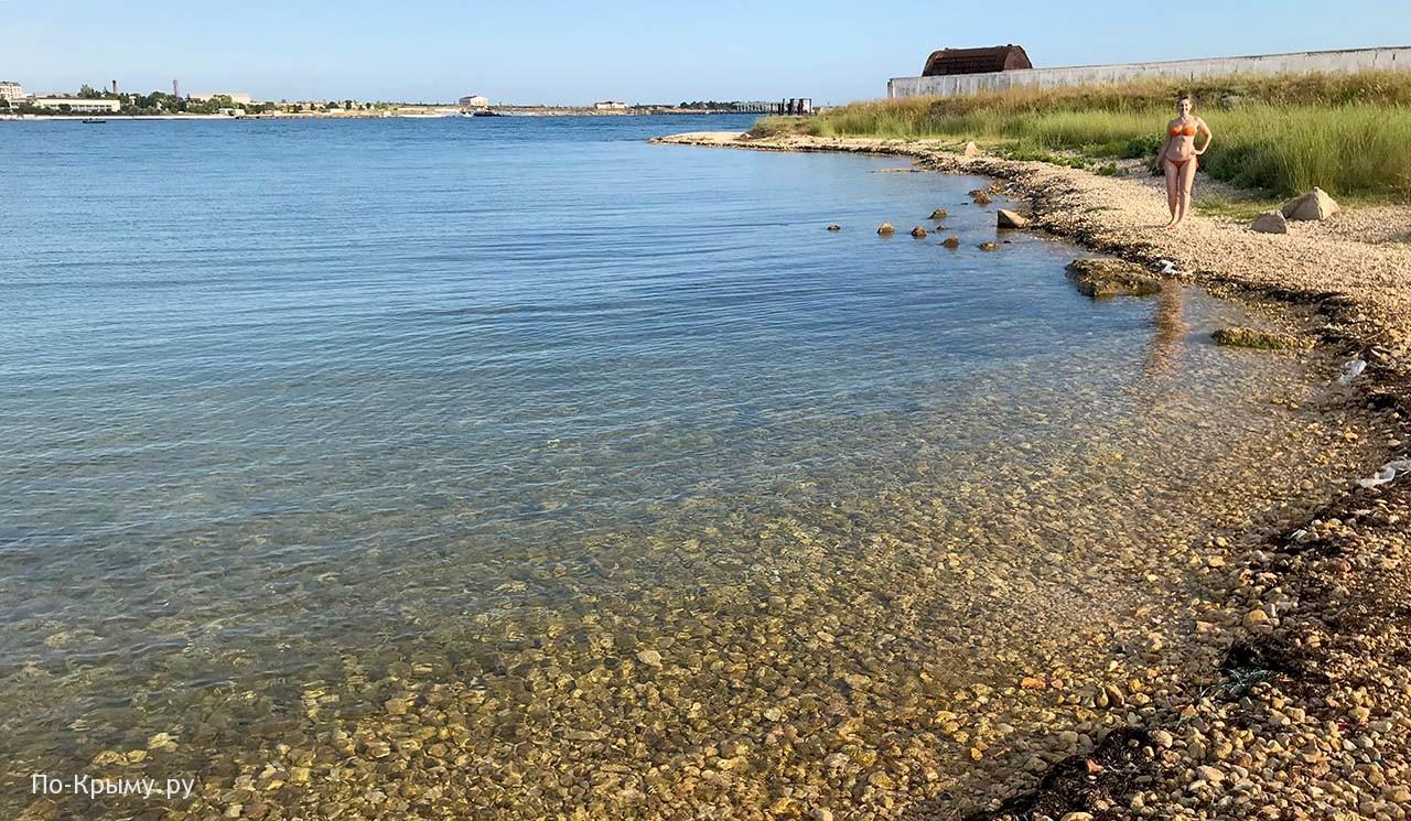 Черное море, июнь