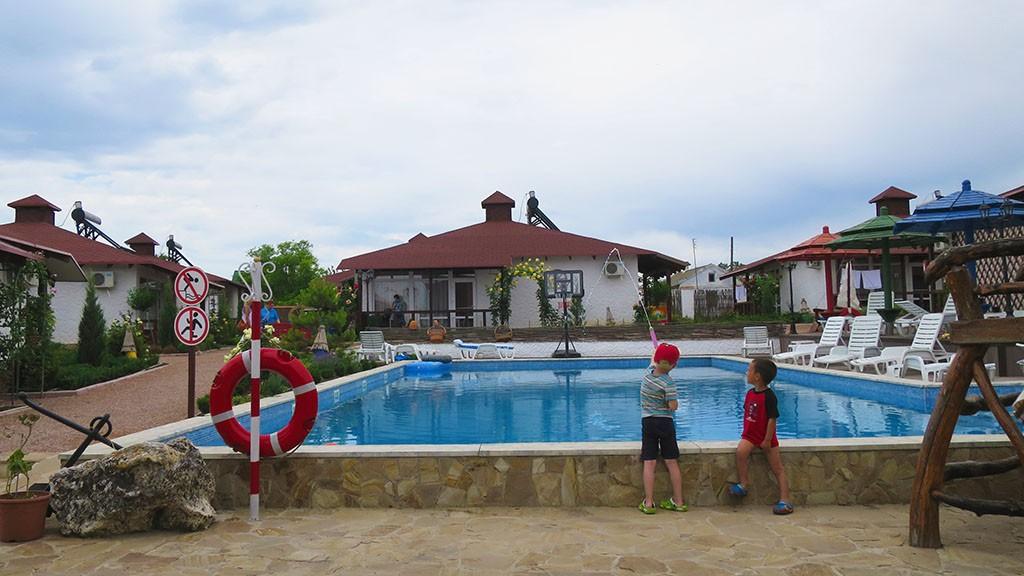 Где отдохнуть с детьми в Крыму - развлечения и впечатления