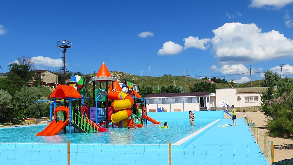 Крым детям: аквапарки, зоопарки, аттракционы