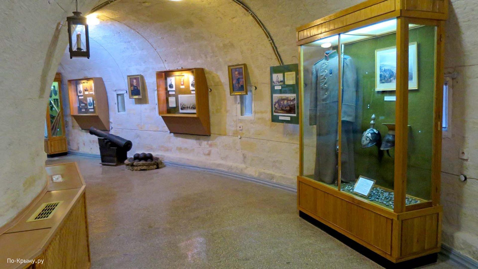 Музей на Корниловском бастионе