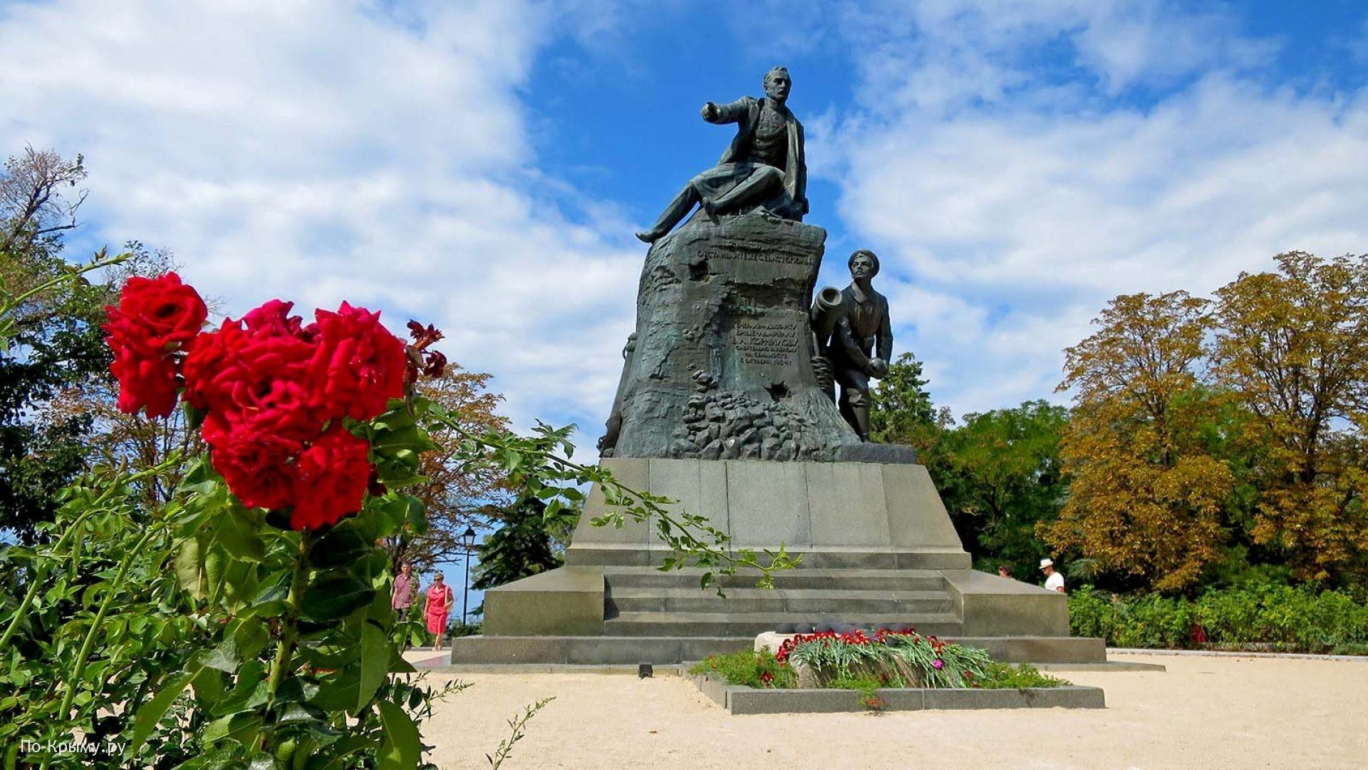 Памятники первой обороны Севастополя