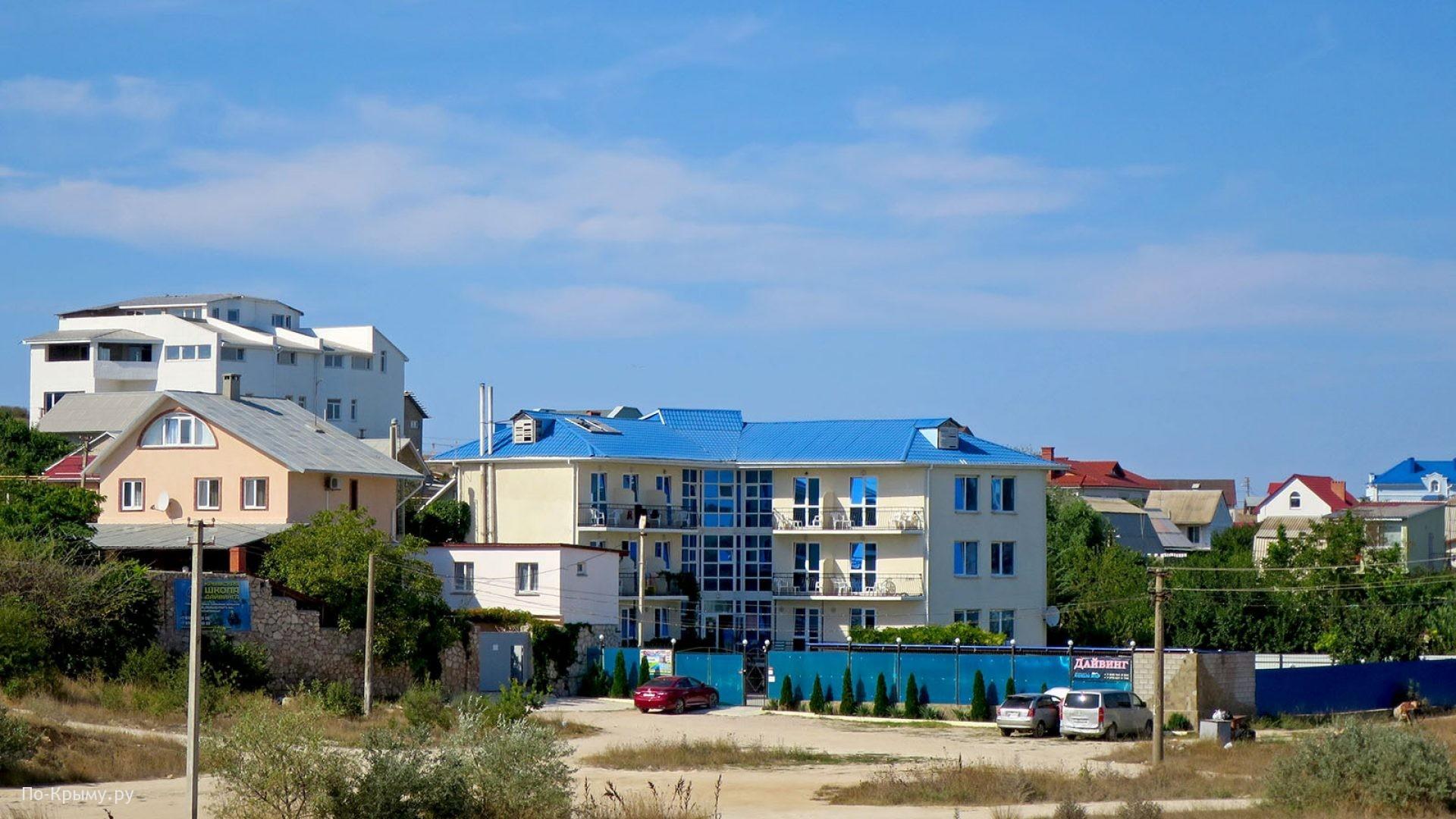 Мини-гостиницы и пансионаты Крыма