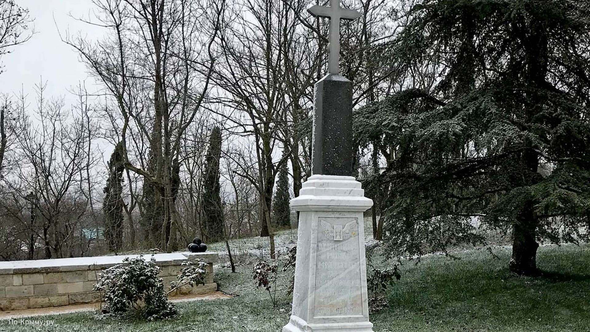 Памятники защитникам Севастополя