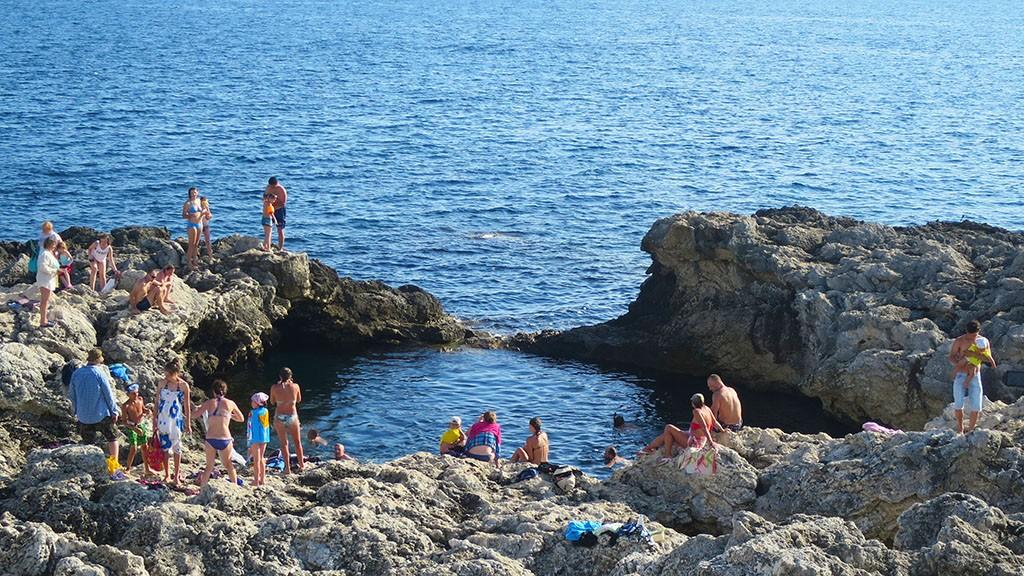 Отдых в Крыму с детьми летом