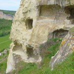 Пещерный монастырь Качи-Кальон под Бахчисараем
