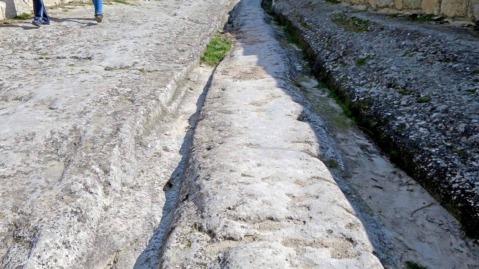Древние дороги Крыма