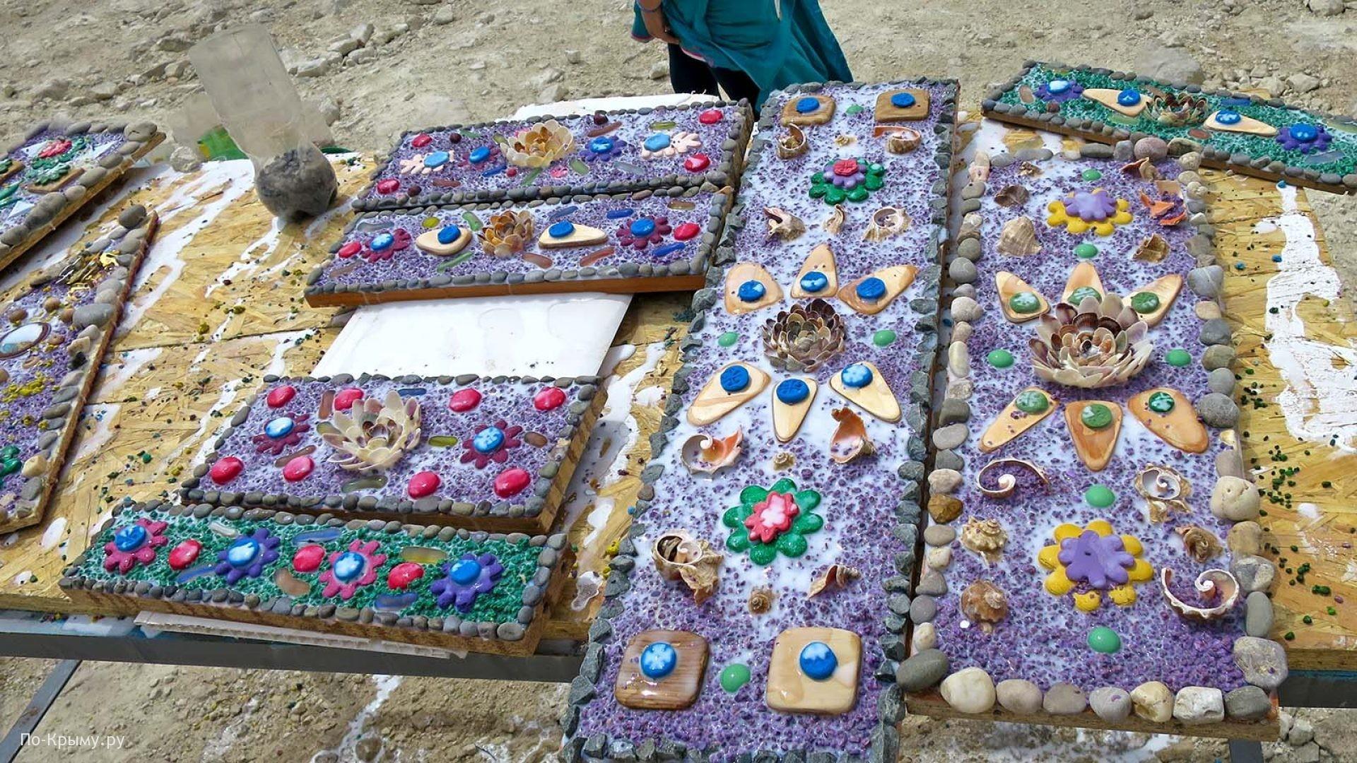 Изготовление декоративных панно