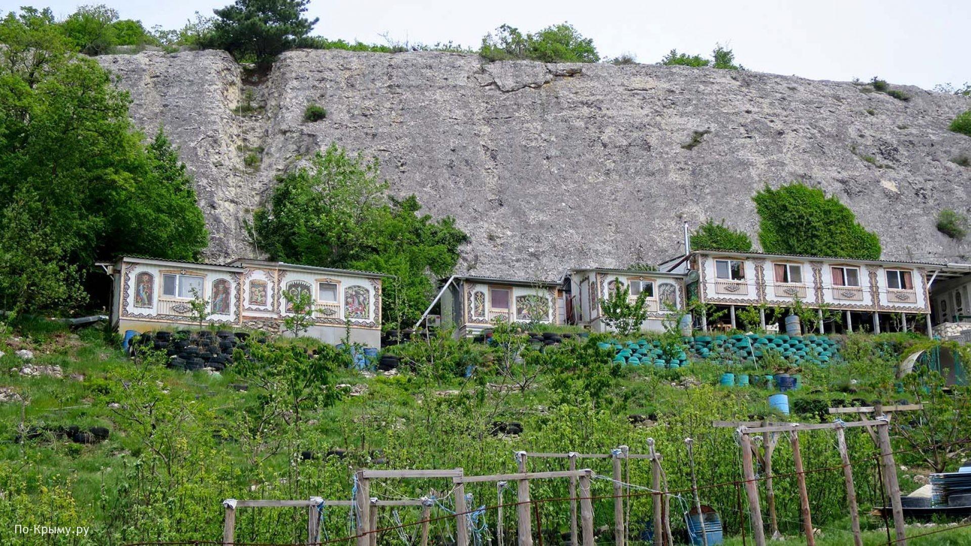 Бисерный монастырь Крым