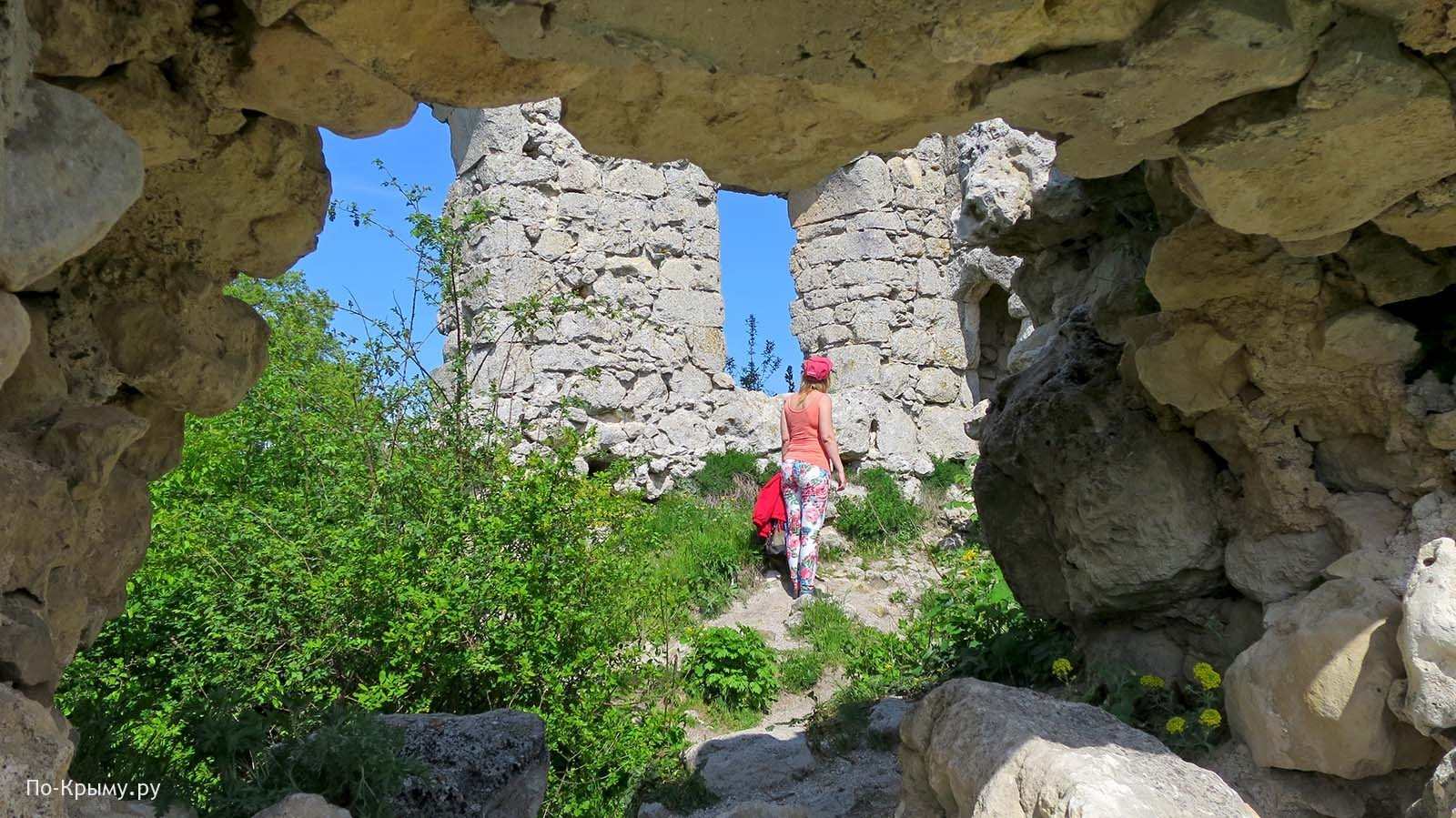 Пещерный город Мангуп, Крым