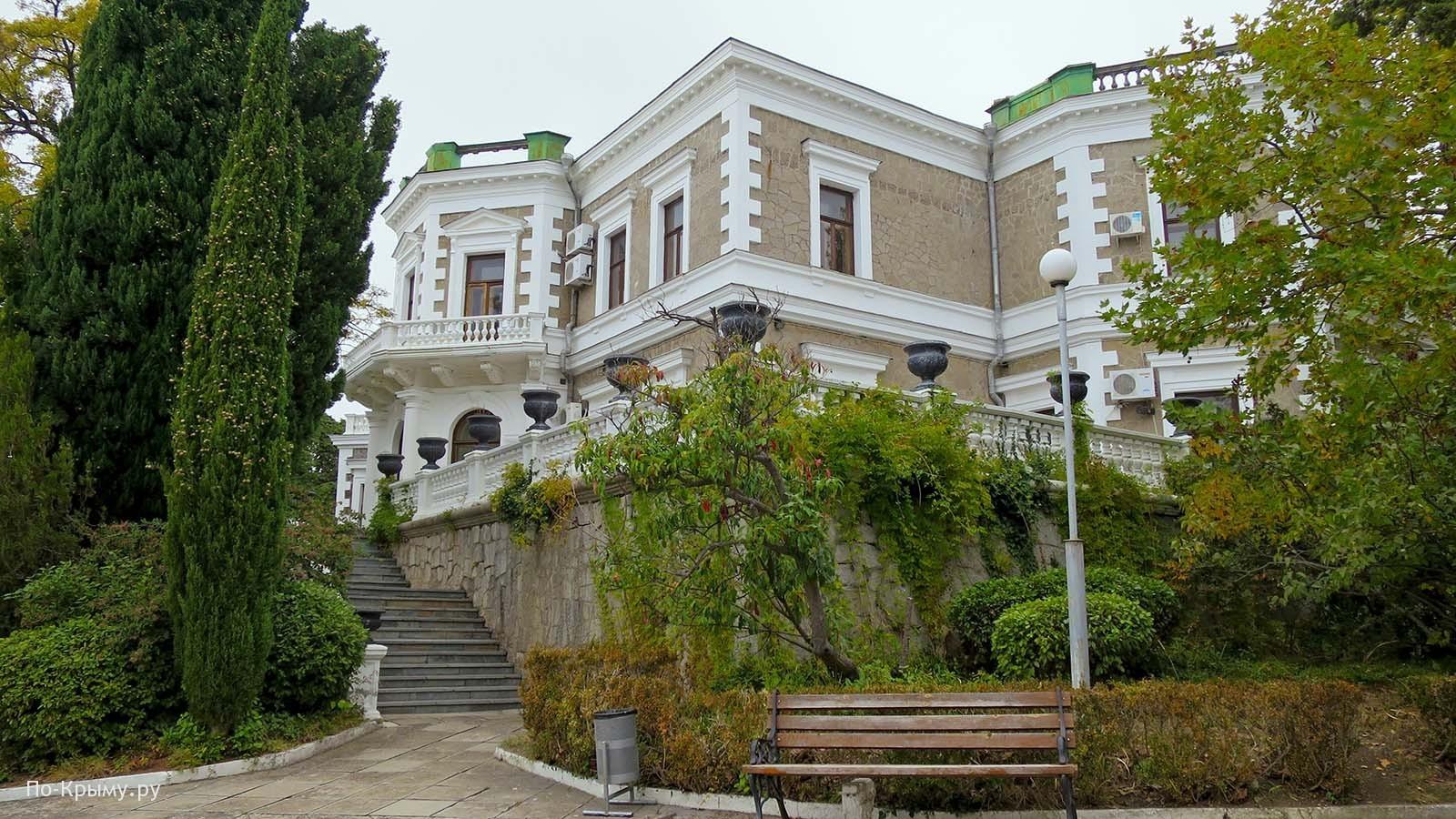 Дом Кузнецова в Форосе