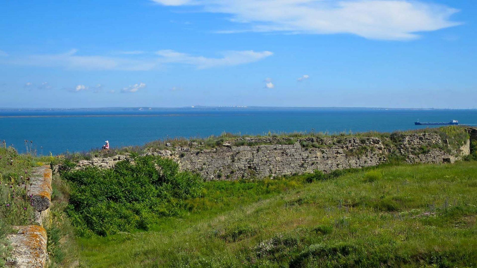 Турецкая крепость Эни-Кале