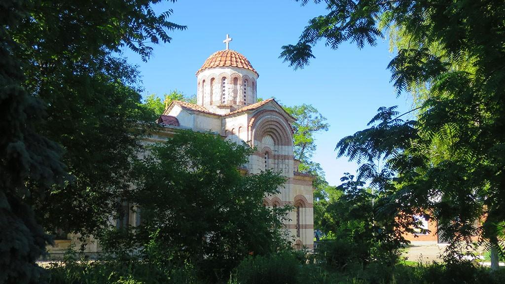 Храм Св. Иоанна Предтечи, достопримечательности Керчь