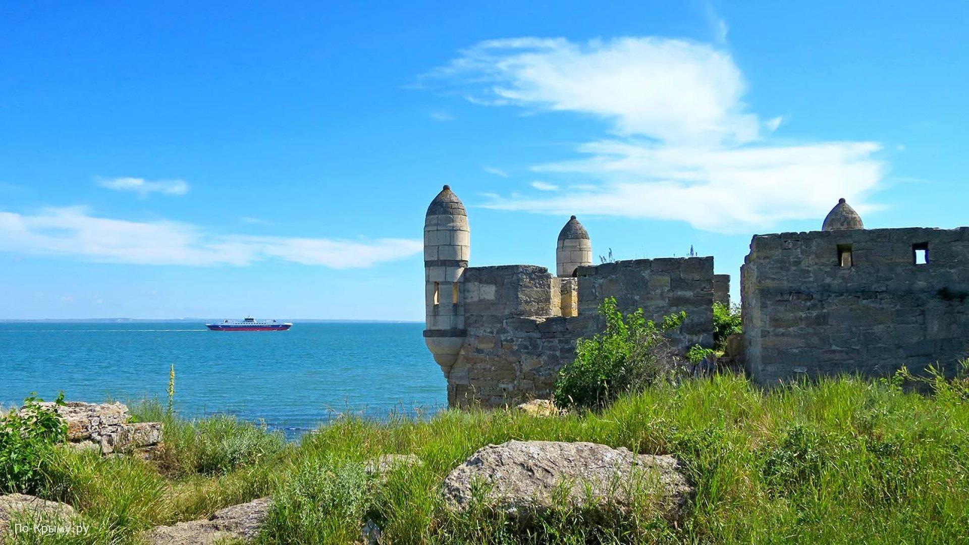 Лучшая крепость Крыма