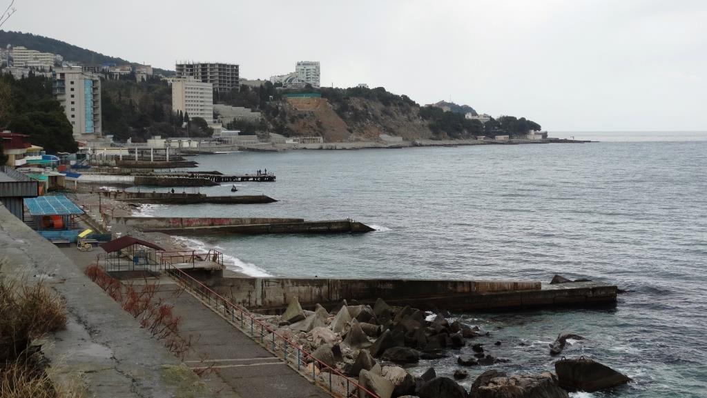 Крым сейчас в начале 2017 года