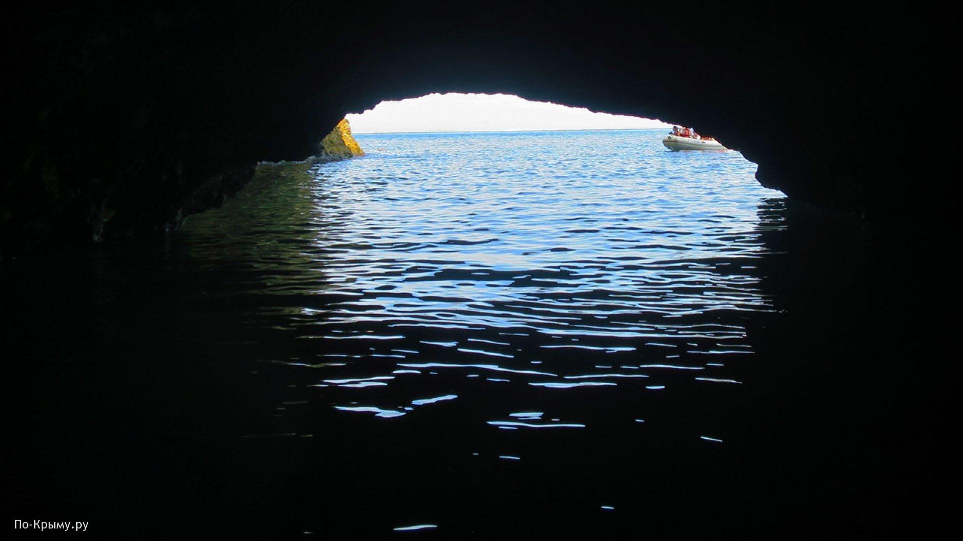Пещеры и гроты Западного Крыма