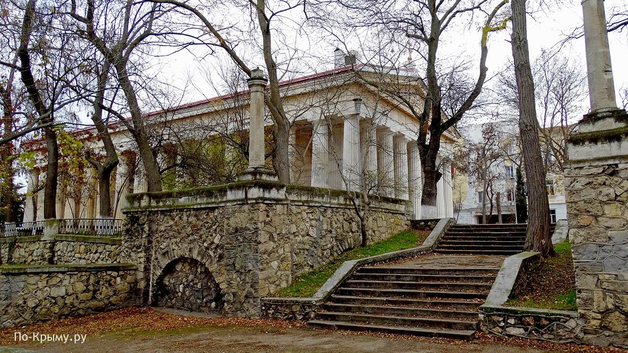 Достопримечательности Центрального холма Севастополя