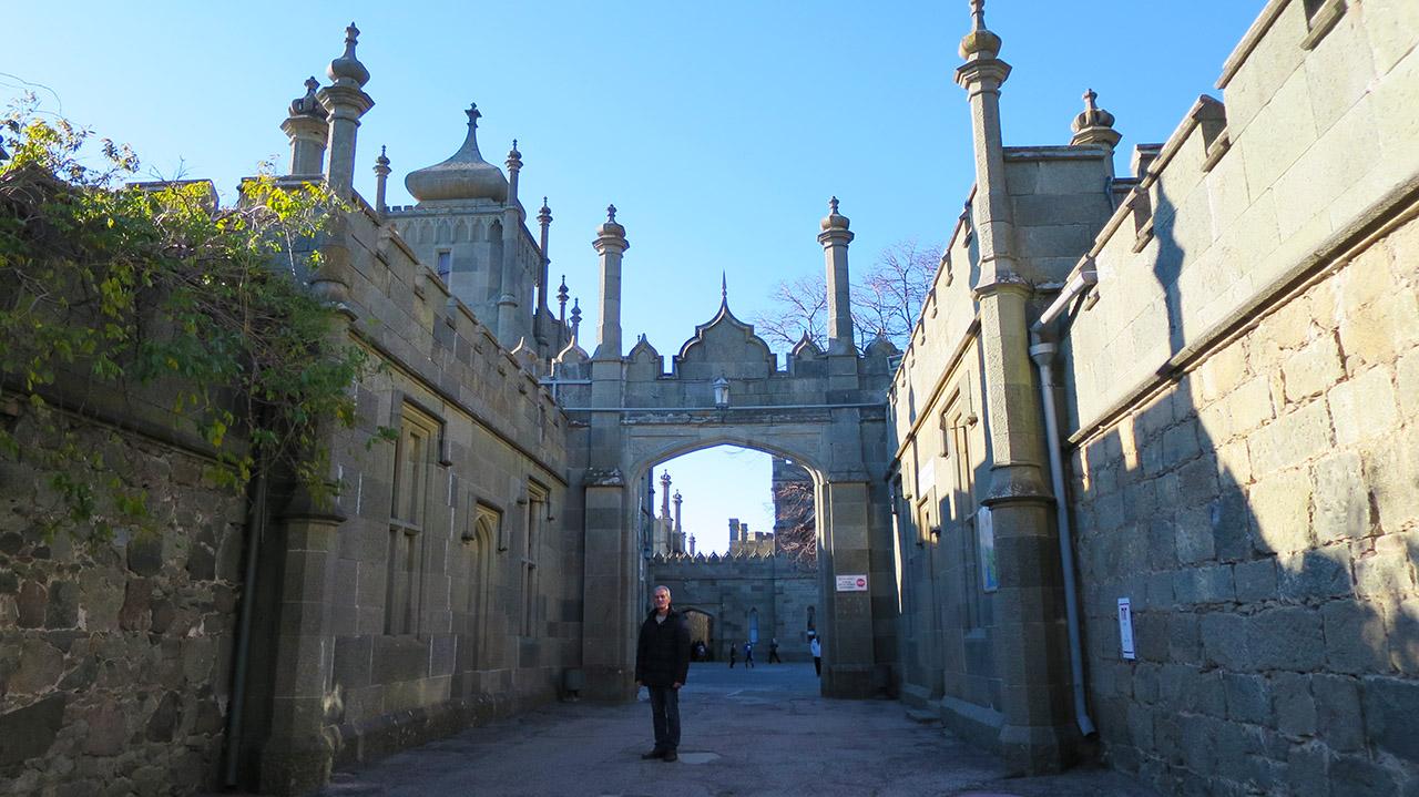 Что обязательно посмотреть в Крыму - Воронцовский дворец