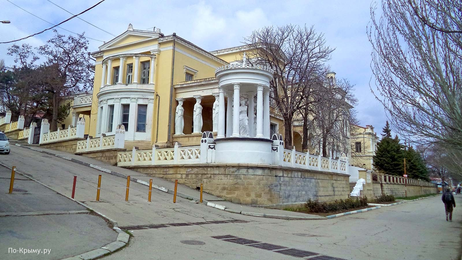 Старинные виллы и дачи Крыма