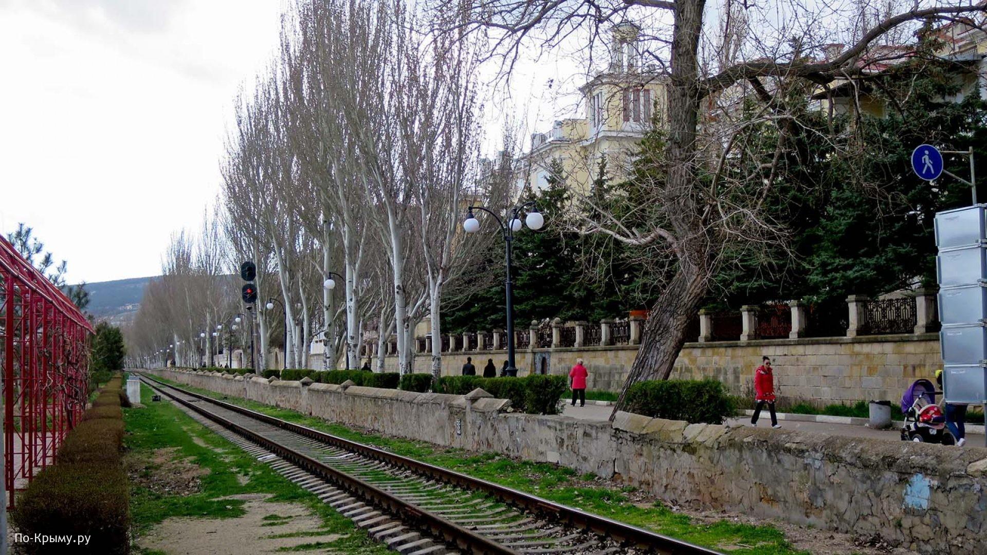 Феодосийская железная дорога